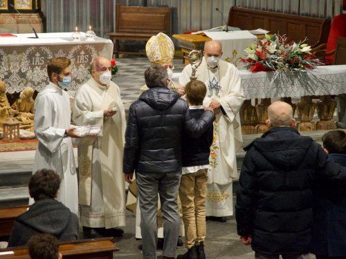Sacramento della Cresima in Duomo