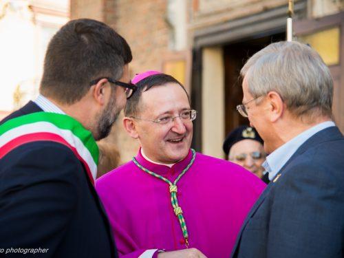 4 anni da Vescovo di Saluzzo           Auguri Mons. bodo