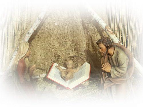 Una carezza da Gesù Bambino –      Lettera di Mons Bodo ai Carcerati
